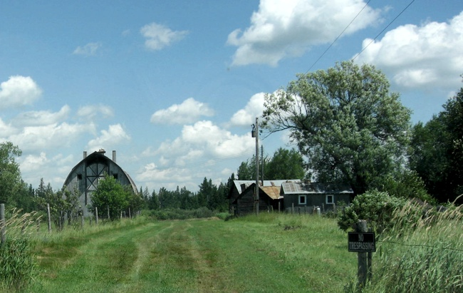Pic of The Laitala farm in 2008
